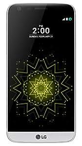 """LG G5 Smart Edition Smartphone, Schermo IPS da 5.3"""", 32 GB, Argento"""