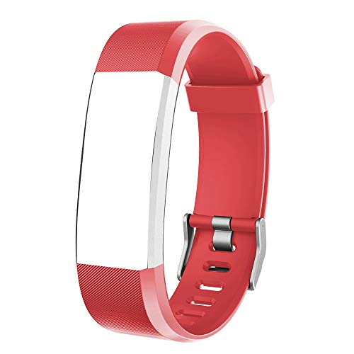 Willful Ersatz Armband Fitness Armband Wasserdicht IP67 (Rot)