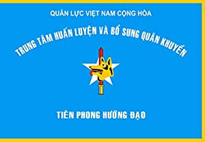 magFlags Flagge: Large ARVN Military Dog Training Center | Querformat Fahne | 1.35m² | 90x150cm » Fahne 100% Made in Germany