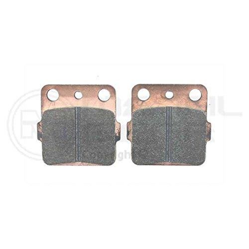 MGEAR Bremsbeläge 30-086-S, Einbauposition:Hinterachse, Marke:für TM, Baujahr:2000, CCM:85, Fahrzeugtyp:Dirtbike, Modell:Junior 85