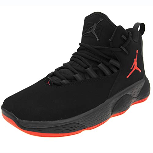 huge selection of 08197 a4de2 Nike Jordan Super.Fly MVP, Zapatos de Baloncesto para Hombre, Negro (Black