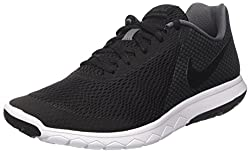 Nike Men Black Flex Experience RN 6 Running Shoes
