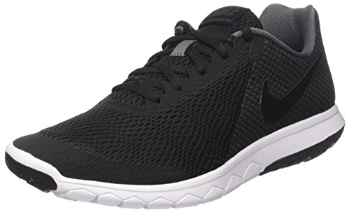 Nike Men's Flex Experience Rn 6 Blck/Dark Gry Running Shoes-8 UK/India (41 EU) (881802-001)