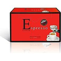 Caffè Vergnano 1882 Cialde Espresso, 2 Confezioni da 18 Cialde, Totale 36 Cialde