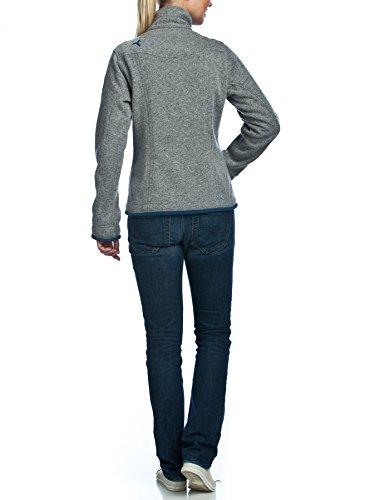 Tatonka piru veste pour femme Gris - Gris