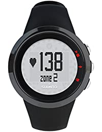 Suunto, M2 WOMEN, Women's Fitness-Uhr, Watch, Heart Rate Monitor +  Chest Strap, Simple Heart Rate Functions, Waterproof up to 30 m, Fuchsia, SS015855000