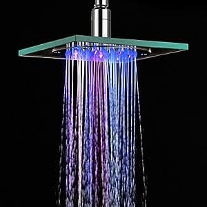 8 pouces tête de douche contemporaine