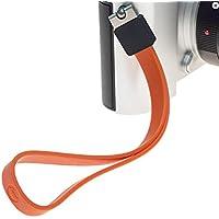 Leica 18818 Digital camera Silicone Orange strap - Straps (Digital camera, Silicone, Orange) prezzi su tvhomecinemaprezzi.eu