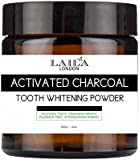 Laila London - Activated Charcoal Tooth Whitening Powder 60ml