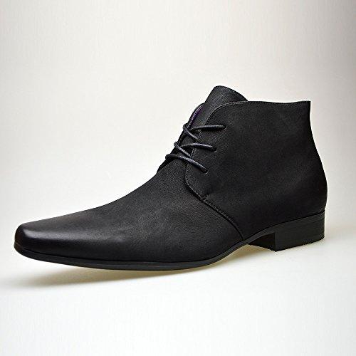 ClassyDude, bottes homme Noir - Noir
