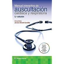 Manual interactivo de auscultación cardiaca y respiratoria, 5e (Spanish Edition)