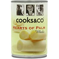 Cooks & Co Hearts of Palm 400 g (Pack of 12)