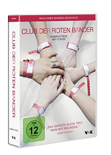 Club der roten Bänder - Komplettbox [9 DVDs]