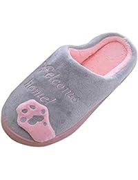 Hüttenschuhe Schuhe Hausschuhe 36-38 Puschen Plüsch gefüttert ROT Schwarz