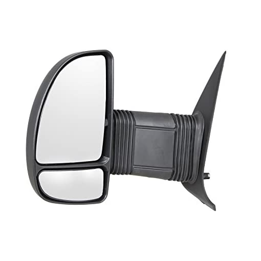 Specchietto retrovisore sinistro manuale braccio lungo Camper 39cm 735318854