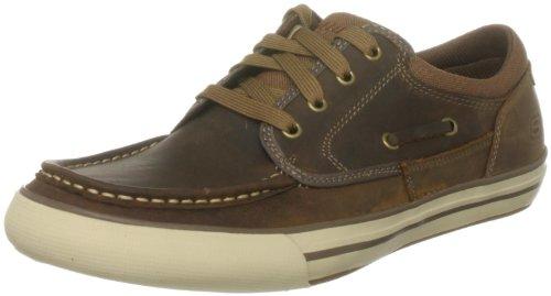 skechers-planfix-creons-planfix-creons-zapatillas-de-cuero-para-hombre-color-marron-talla-42