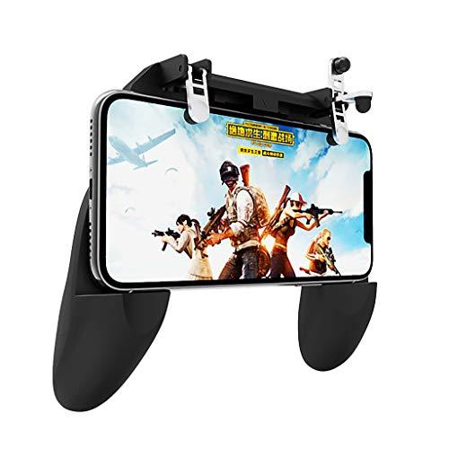 FBGood Multifunktional Handheld Fernbedienung Gamepad für Phone/Android/PUBG, Universal Spiel Joystick Kabellos Handy Controller Klassischen Game Joypad Geschenk für Kinder und Freunde -
