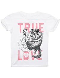 Disney Beauty and The Beast True Love Dancing Sudadera para Niñas