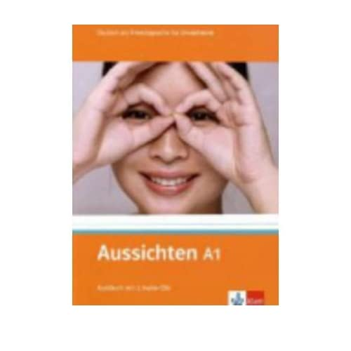 Aussichten: Kursbuch A1 & Audio-Cds (2) (Mixed media product)(German) - Common