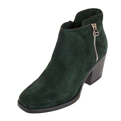 Mjus, Damen Stiefel & Stiefeletten  grün Flechte (Schuhe Flechte)