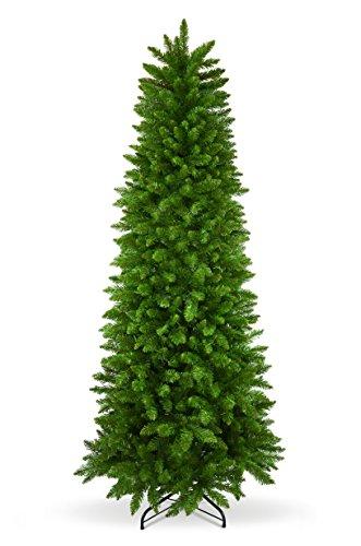 Albero di natale slim apollo 240 cm con borsa porta albero for Porta 240 cm