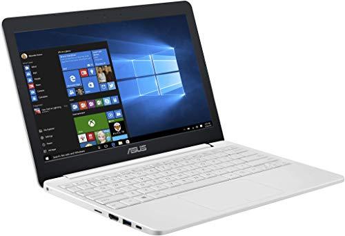 ASUS Eeebook E203 (Celeron/2 GB/500 GB/11.6/Windows 10) Ultra Slim Laptop E203MAH-FD016T (White, 0.97 Kg)
