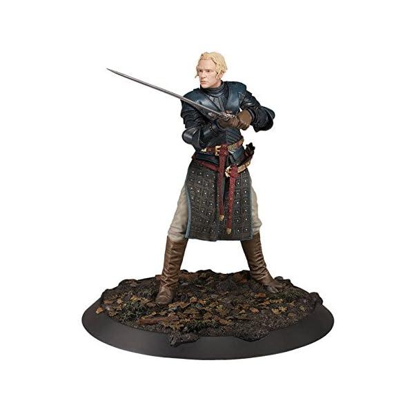 Game Of Thrones Juego de Tronos Brienne de Tarth Estatua 1