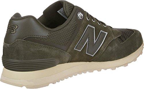New Balance Herren 574 Sneaker Oliv