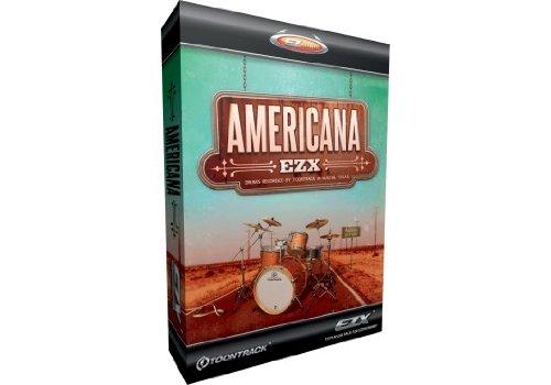 Toontrack Americana EZX   download-key   EZ-Drummer Add-on (Ez Keys)