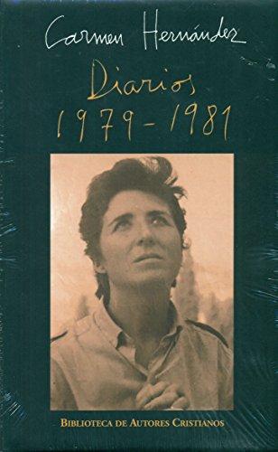 Diarios 1979 - 1981 Carmen Hernández