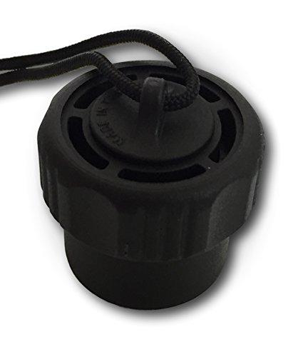 Polaris DIN Verschlusskappe Cap Atemregler Regulator