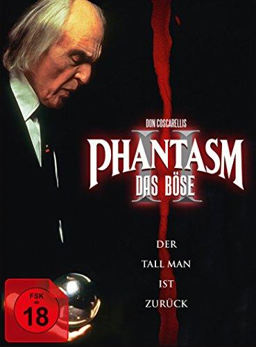 Phantasm II - Das Böse II - Mediabook/Version C (+ DVD) (+ Bonus-DVD) [Blu-ray]