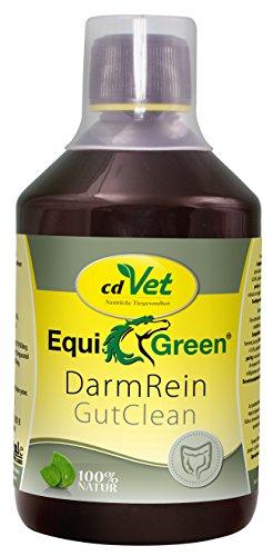 cdVet Naturprodukte EquiGreen DarmRein Pferd 500 ml