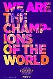 Import Posters Bohemian Rhapsody - U.S Movie Wall Print - 30CM X 43CM