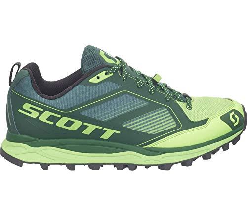 31cf6533cea99 Scott Chaussures de Course pour Homme Vert 43
