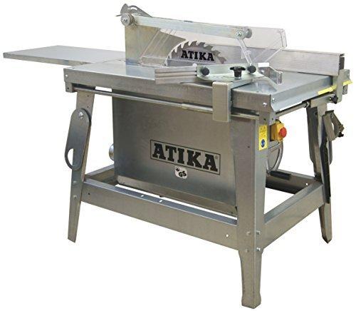 ATIKA Baukreissäge Tischkreissäge Kreissäge BTH 450 5000W 400V montiert **NEU/2.WAHL**