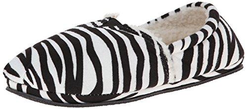 isaac-mizrahi-womens-stassi-mule-zebra-large-9-m-us