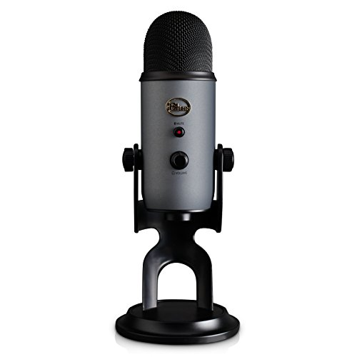 Blue Microphones Yeti USB Microphone - Slate