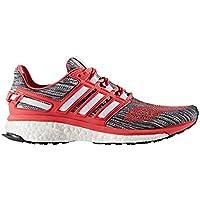 adidas energy boost 3 w - Zapatillas de running para Mujer, Rosa - (ROSBAS/FTWBLA/NEGBAS) 40 2/3