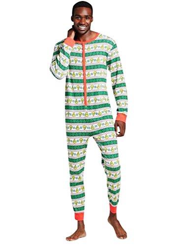 isshe weihnachten pyjama overall familie weihnachts schlafanz ge jumpsuit schlafanzug einteiler. Black Bedroom Furniture Sets. Home Design Ideas