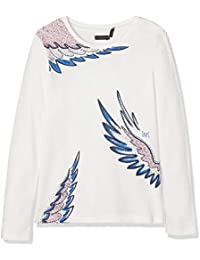 IKKS tee Shirt Manches Longues, Camiseta para Niñas