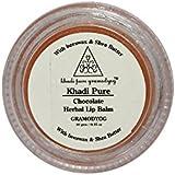Khadi Pure Herbal Chocolate Lip Balm - 10g