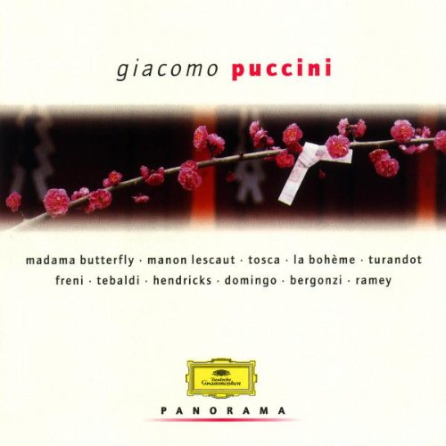 Tosca;La Bohème;Madame Butterfly;Turandot;Manon Lescaut