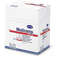 Medicomp extra steril 5x5 cm, 25 x 2 Stück preisvergleich bei billige-tabletten.eu