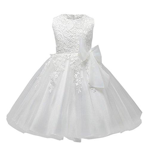 Btruely Mädchen Prinzessin Kleid Baby Brautjungfern Kleid Hochzeit Abendkleid Formale Cocktailkleid...
