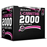 L-Carnitine 2000 20x25ml Ananas/Mango Biotech