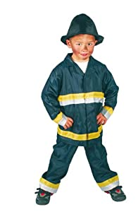 Guirca - Disfraz infantil de bombero (81372)