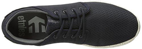 Etnies Scout, Chaussures de Skateboard homme Bleu (navy)