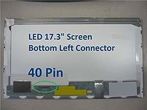 """Dalle Ecran 17.3"""" type LTN173KT02-S01 pour ordinateur portable - Visiodirect -"""