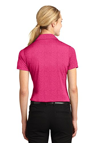 Sport-Tek -  Polo  - Donna Pink Rspbrry H